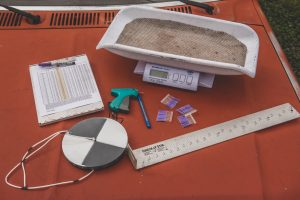 Pond management kit